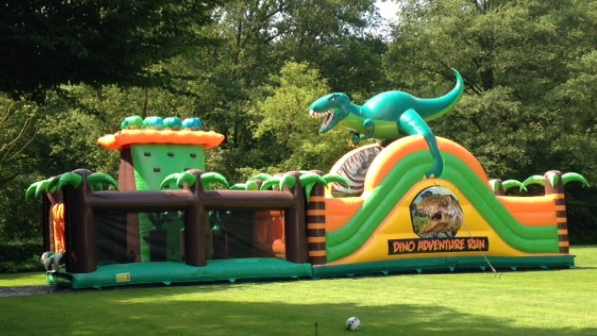 Dino run 15,5m