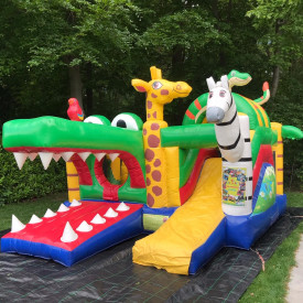 Mini park krokodil
